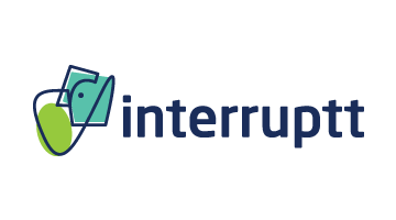 Logo for Interruptt.com