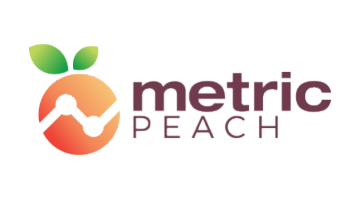 Logo for Metricpeach.com