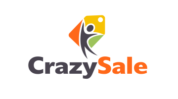 Logo for Crazysale.com