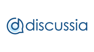 Logo for Discussia.com