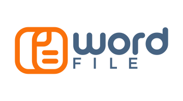 Logo for Wordfile.com