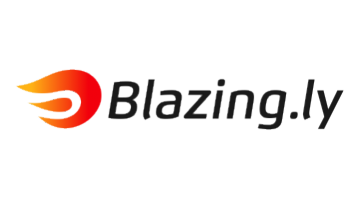 Logo for Blazing.ly