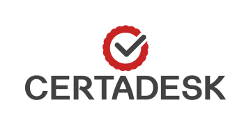 Logo for Certadesk.com
