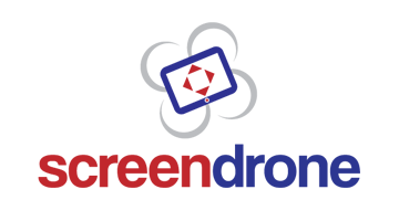 Logo for Screendrone.com