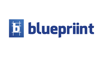 Logo for Bluepriint.com