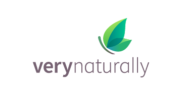 Logo for Verynaturally.com