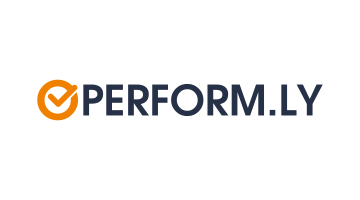 Logo for Perform.ly