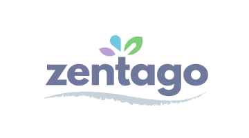 Logo for Zentago.com
