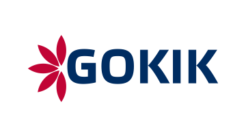 Logo for Gokik.com