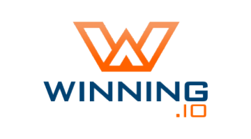 Logo for Winning.io