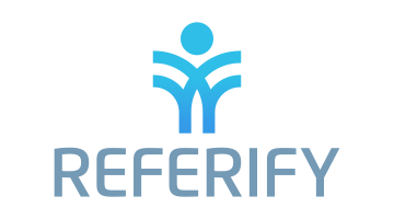 Logo for Referify.com