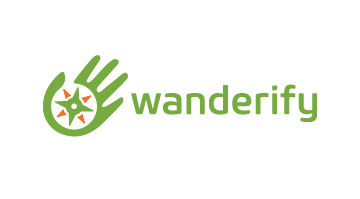 Logo for Wanderify.com