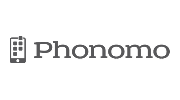 Logo for Phonomo.com
