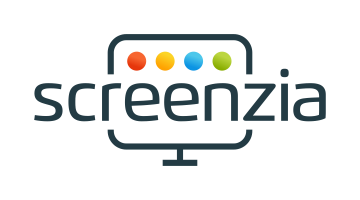 Logo for Screenzia.com