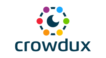 Logo for Crowdux.com