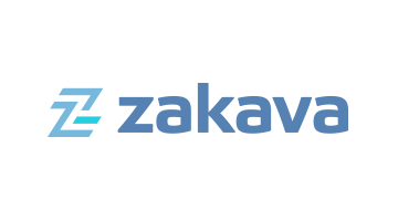 Logo for Zakava.com