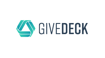 Logo for Givedeck.com