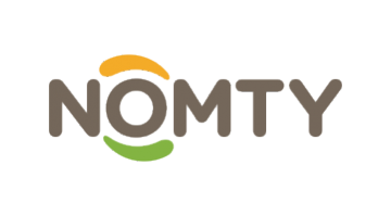 Logo for Nomty.com