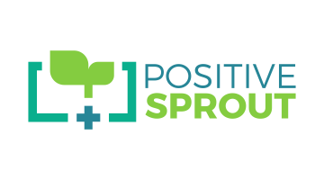 Logo for Positivesprout.com