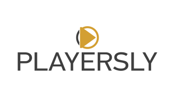 Logo for Playersly.com