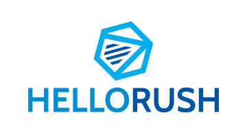 Logo for Hellorush.com