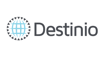 Logo for Destinio.com