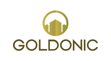 Logo for Goldonic.com
