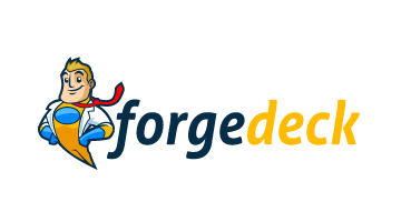 Logo for Forgedeck.com