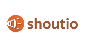 Logo for Shoutio.com