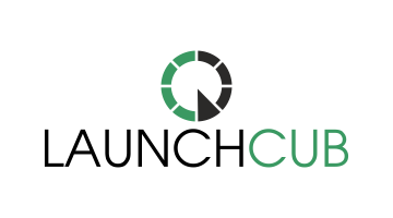 Logo for Launchcub.com