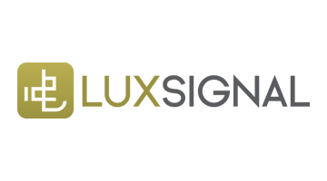 Logo for Luxsignal.com