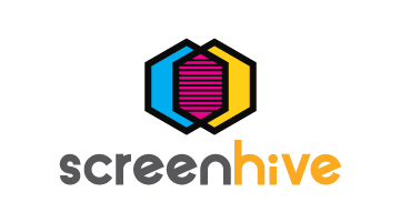 Logo for Screenhive.com