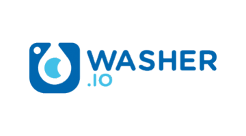Logo for Washer.io