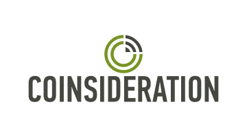 Logo for Coinsideration.com
