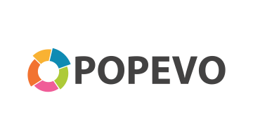 Logo for Popevo.com