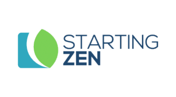 Logo for Startingzen.com