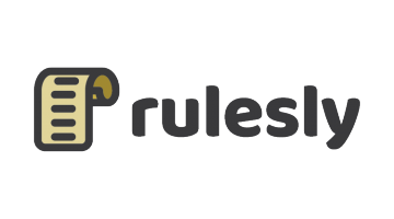 Logo for Rulesly.com