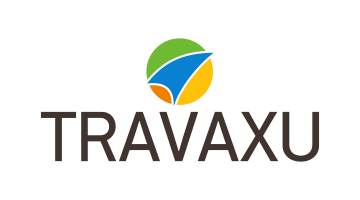 Logo for Travaxu.com
