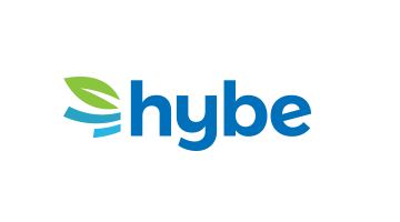 Logo for Hybe.com