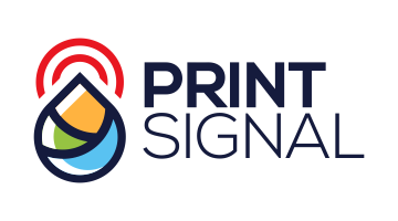 Logo for Printsignal.com