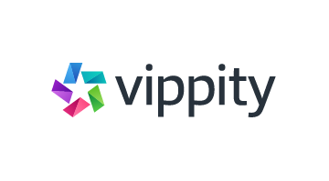 Logo for Vippity.com
