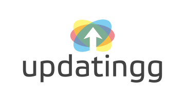 Logo for Updatingg.com