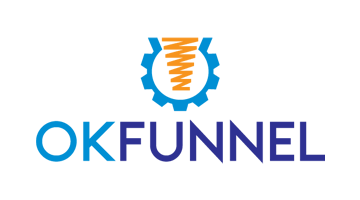 Logo for Okfunnel.com