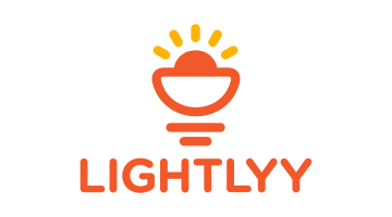 Logo for Lightlyy.com