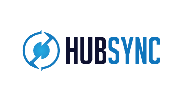 Logo for Hubsync.com