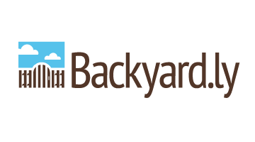 Logo for Backyard.ly