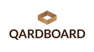 Logo for Qardboard.com