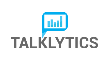 Logo for Talklytics.com