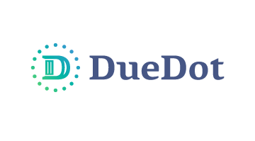 Logo for Duedot.com