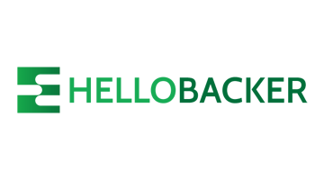 Logo for Hellobacker.com